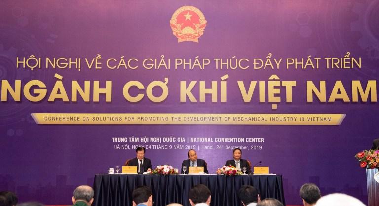 Development situation of Vietnam Mechanical Industry