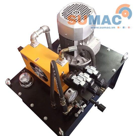 3hp-hydaulic-power-pack-for-10-ton-press-machine