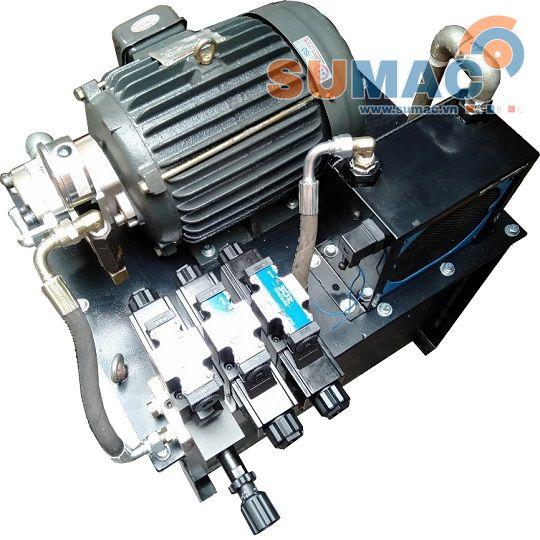 5hp-hydraulic-unit