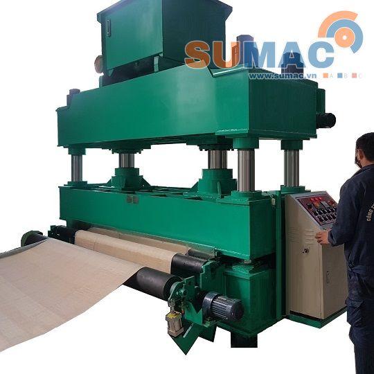 four-column-hydraulic-press-machine