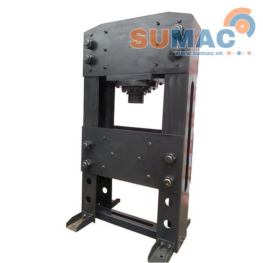 h-frame-hydraulic-press-machine