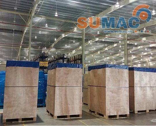 Sumac storehouse
